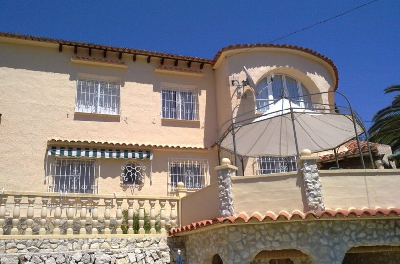 Property for sale in Benissa Spain