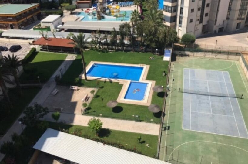 Long term rental Benidorm Spain