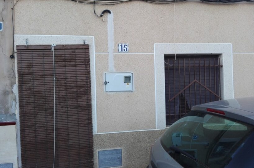 cheap propertyfor sale in Pinoso Spain