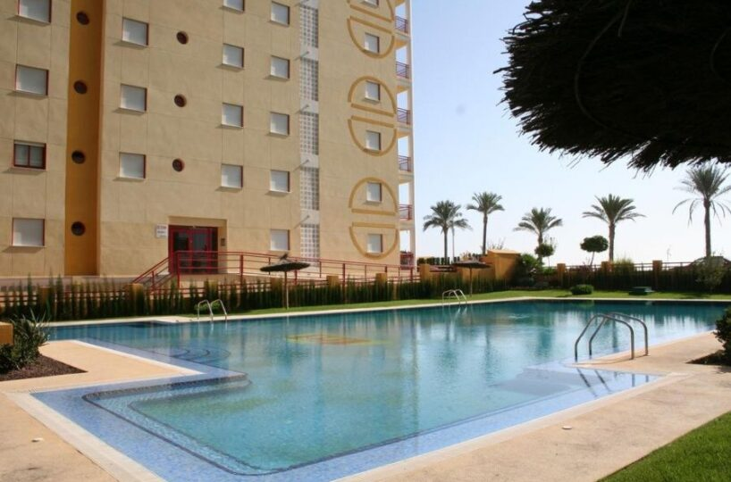 long term rental Villajoyosa